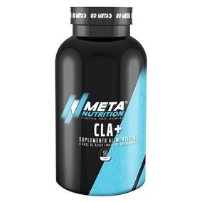 Cla Meta Nutrition Cla+ Contenido 90 Softgels - 90 Porciones