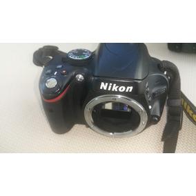 Camera Nikon D5100 Novíssima Só O Corpo