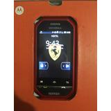 Nextel I867f Ferrari Rojo Pantalla Lcd Small Phone Libre Sms