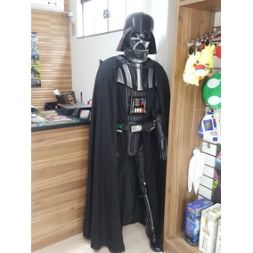Darth Vader Life Size (1/1) + Lightsaber Com Crystal Focus 1