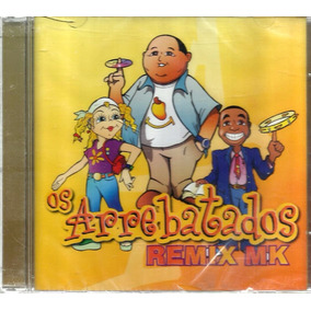 cd arrebatados remix 2012