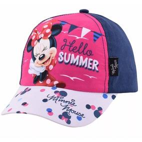 Gorra Gorro Infantil Con Visera Minnie Mouse Disney Footy 1b5e3abdd08