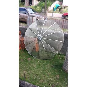 Parabolica Rota Sat 2.40m (leia Anuncio)