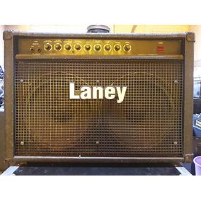 Amplificador De Guitarra Laney A10012 Serie 2 Full Valvular
