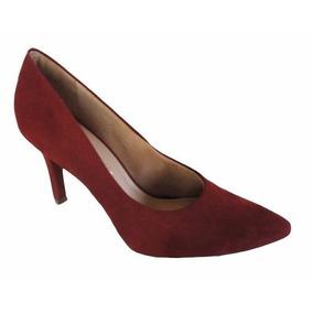 74861a47c9 Scarpin Schutz Vinho Mariotta - Sapatos no Mercado Livre Brasil