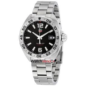 1806dcbc730f Caja Reloj Tag Heuer Negra Buena Con Detalles - Relojes en Mercado ...