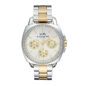 Reloj Coach Mujer Dama Boyfriend Original Nuevo