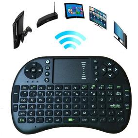 Kit 2 Mini Teclado Bluetooth Wireless Pc Televisão Smart Tv
