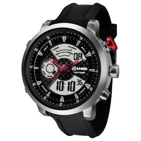 Relógio X Games Masculino Xmspa014 P2px Esportivo Anadigi