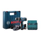 Furadeira/parafusadeira Bosch Gsb 1200-2li C/ 23 Acessórios