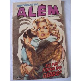 Revista Histórias Do Além 16 Nov 1980 Editora Vecchi 68 Pag