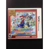 Mario Party Island Tour 3ds (envío Inmediato)