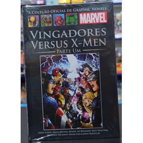 Graphic Novel 86 Vingadores Versus X-men Pt 1 Marvel Salvat