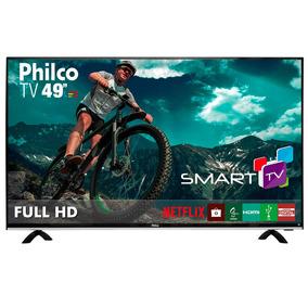 Tv Led Philco 49 Ptv49e68dswn Smart Bivolt