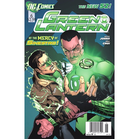 Dc Green Lantern - The New 52 - Volume 6