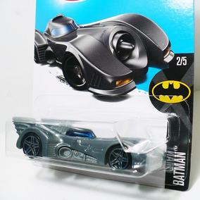 Hot Wheels Batmobile Batman Returns Movie Tim Burton - Gray
