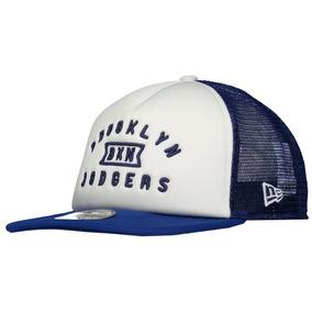 Bone New Era Brooklyn Dodgers - Acessórios da Moda no Mercado Livre ... 2984e7ee030