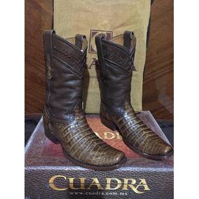 d2ed14ef57 Botas Vaqueras Cocodrilo Cuadra - Zapatos de Hombre en Mercado Libre ...