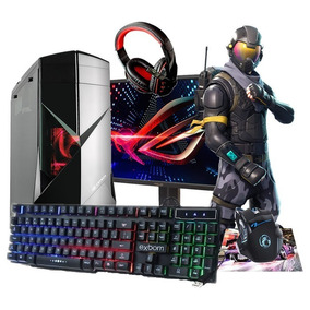 Pc Gamer Completo Amd A4 3.9ghz, Monitor 17, Frete Gratis