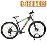 Bicicleta Rush Aro 29 C/ Amortecedor 20v Freio A Disco