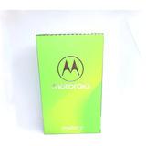 Caja Vacía Motorola Moto G6 Play Xt1922-4 Impecable