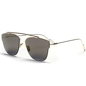 6d5a1522b9653 Gugge Estilo De La Moda Reflectante Gafas De Sol De Ocio Lig