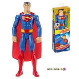 Superman Justice League 30cm Mattel Dc Promo!!!!!!!!!!!!!!