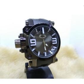 26ce429b69d Promoção Relógio Oakley D5 Preto - Relógios no Mercado Livre Brasil