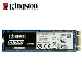 Ssd Kingston A1000 M2 240gb Pcie 1500mb/s Original -lacrado-