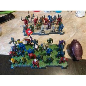 Halo Megabloks 42 Figuras Lote.