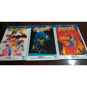 Dc Renascimento Batgirl Vol 01 Ao 03