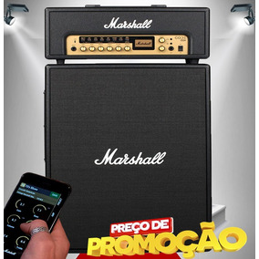 Marshall Code 100h Cabeçote Code 212 Caixa + Footswitch
