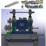 Proyecto Maquina Perfiladora Perfil Chapa Metálica Perfilado