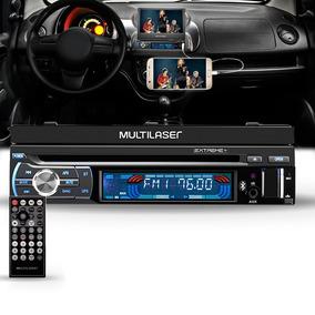Dvd Retrátil Multilaser Tv Gps Bt Extreme+ Espelhamento 7