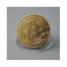 10 Moedas Fisicas Btc Bitcoin Detalhes Alto Relevo - Barato