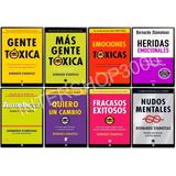Bernardo Stamateas Coleccion De 8 Libros