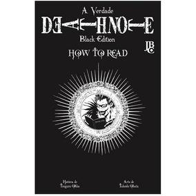 Death Note Black Edition Vol. 7 How To Read Novo Lacrado