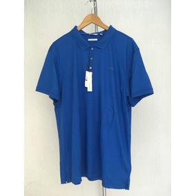Camiseta Tipo Polo Calvin Klein Nuevo/original
