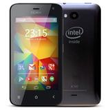 Lote 05 Smartphone Qbex Xgo Preto Hs011 4gb Dual Lacrado