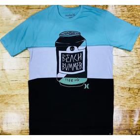 Camisa Hurley Estampada - Calçados 426d639c7a5c8