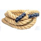 Corda Naval 40mm Crossfit Rope Training Funcional 10 M Sisal