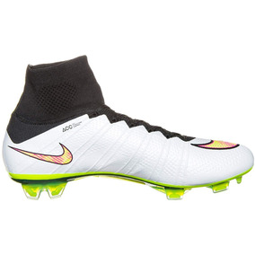 315c64957549d Nike Mercurial Superfly - Tacos y Tenis Césped natural Nike Blanco ...