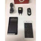 Sony Xperia M2 Aqua D2403 Tela 4.8 4g 8gb Novo!!!