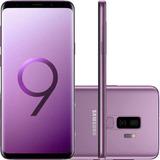 Samsung Galaxy S9+ Plus 128gb Novo Lacrado + Nf + Garantia