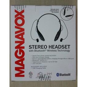 Audífonos Inalámbricos Magnavox (philips) Bluetooth Original