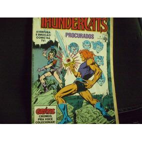 Hq - Thundercats Nº 4 Ano 1986 Raro