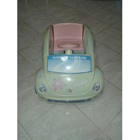 Carro Electrico Barbie Grande Para Niñas Fisher Price