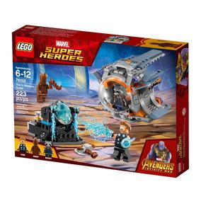 Lego® Super Heroes - Aventura Tras El Arma De Thor (76102)