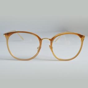 Oculos De Grau Feminino - Óculos Ocre no Mercado Livre Brasil 25bdcb10fa