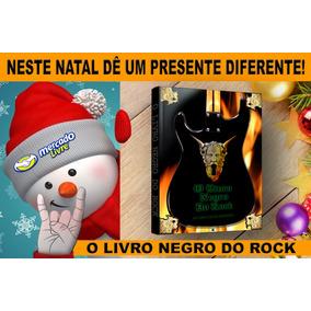O Livro Negro Do Rock - Antonio Celso Barbieri